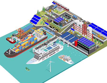 OPERATING PORT TERMINALS